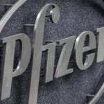 Pfizer shares retreat for a second session in a row on Tuesday, company's quarterly revenue falls short of expectations, key drugs sales also miss