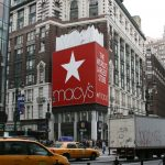Macy's shares gain for a second session in a row on Friday, company faces credit card processing issues on Black Friday