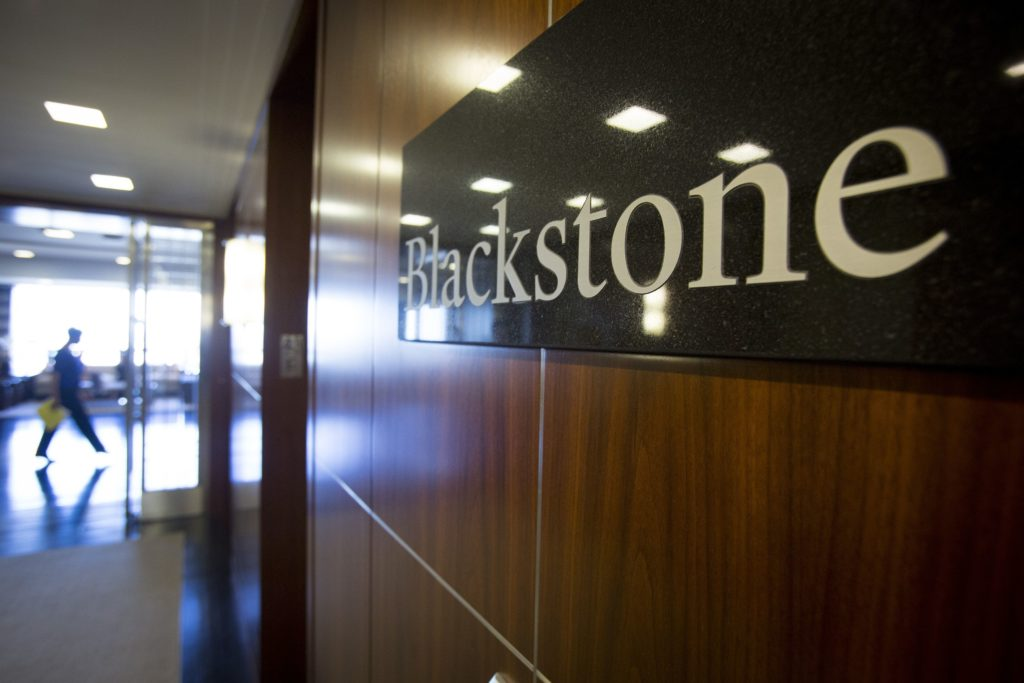 Blackstone Shares Gain The Most In 16 Months On Friday Company Seeks To Oversee 1 Trillion In Assets By 2026