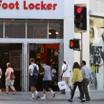 Foot Locker shares fall the most in 105 months on Friday, as second-quarter earnings strongly disappoint