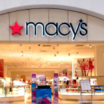 Macy's shares gain for a fourth straight session on Tuesday, Paula Price to step down from CFO role next month