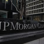 J.P. Morgan shares gain the most in two weeks on Tuesday, quarterly earnings top estimates as strength in consumer banking offsets drop in trading, investment banking revenue