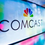 """Comcast shares touch a three-month low on Wednesday, Macquarie downgrades the stock to """"Neutral"""" following the bid for Sky Plc"""