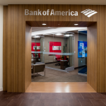 Bank of America shares close higher on Thursday, 600 new Merrill Edge offices to be added in the next two years