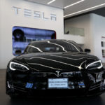 Tesla shares gain for a fourth straight session on Wednesday, 500 000 electric vehicles to be manufactured annually at new facility near Berlin, Bild reports