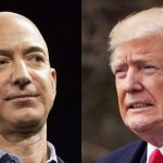 Amazon shares fall the most in 26 months on Monday, US President Trump criticizes e-commerce giant once again