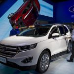 Ford shares fall for a third straight session on Friday, vehicle sales in China shrink 29% in May