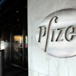 Pfizer shares close lower on Thursday, company closes OTC joint venture with GlaxoSmithKline