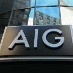 AIG shares gain for a fourth straight session on Tuesday, company appoints John Repko as Chief Information Officer