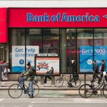 Bank of America shares close lower on Monday, quarterly earnings top expectations as loan growth, lower expenses support