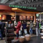 Starbucks shares gain the most in three weeks on Wednesday, company inks energy deal with Constellation and Enel Green Power