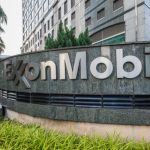 Exxon Mobil shares fall for a fourth straight session on Wednesday, conglomerate supports methane gas emission rules put into effect by Obama administration