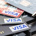 Visa shares gain for a second straight session on Thursday, company to acquire Earthport Plc for 198 million pounds