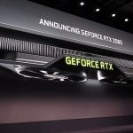 NVIDIA shares gain for a second straight session on Monday, company unveils its next-generation GPU, the GeForce RTX 2060