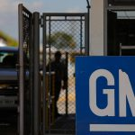 General Motors shares gain the most in a week on Tuesday, company to invest 10 billion reais in two Brazilian facilities