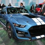 Ford shares close lower on Wednesday, company reveals details for its 2020 Mustang Shelby GT500