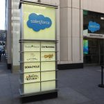 Salesforce shares rebound on Thursday, company to acquire Israeli firm ClickSoftware for $1.35 billion