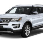 Ford shares close lower on Wednesday, auto maker announces the recall of 375,000 Explorer SUVs