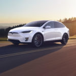 Tesla shares close lower on Wednesday, Model X awarded five-star rating by Europe's NCAP