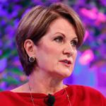 Lockheed Martin shares close lower on Monday, Marillyn Hewson to retire as CEO, to be succeeded by James Taiclet