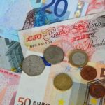 Forex Market: EUR/GBP trades near intraday lows with market sentiment caught between two currents