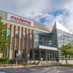 Moderna shares gain the most in 2 1/2 weeks on Thursday, COVID-19 vaccine for phase 2 trial approved by the FDA
