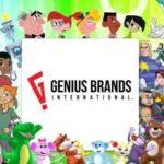 Genius Brands stock declines despite big gain on Monday