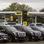 Hertz shares surge in premarket trading despite company filing for bankruptcy in US