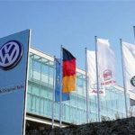 Volkswagen shares drop, electric cars to benefit from new stimulus package