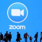Zoom shares slip, company to offer end-to-end encryption to all users