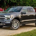 Ford shares close higher on Thursday, new generation F-150 pickups to hit market in November