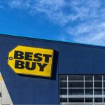 Best Buy shares gain for an eighth straight session on Thursday, retailer intends to cut some jobs at stores, WSJ reports
