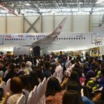 Airbus delivers first A350 aircraft from Tianjin facility
