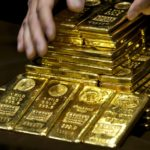 Gold futures set for best weekly performance in three on downbeat U.S. data, Yellen comments