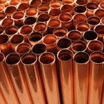 Copper at a 1-week low