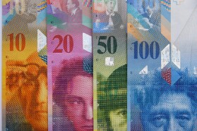 Without Change Against The Swiss Franc