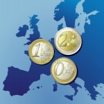 EUR/USD higher, gains capped