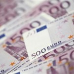 Euro pushed against US dollar after German data