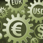 Euro edged down against the US dollar, still close to 3.5-month high