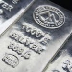 Silver surges to a one-week high